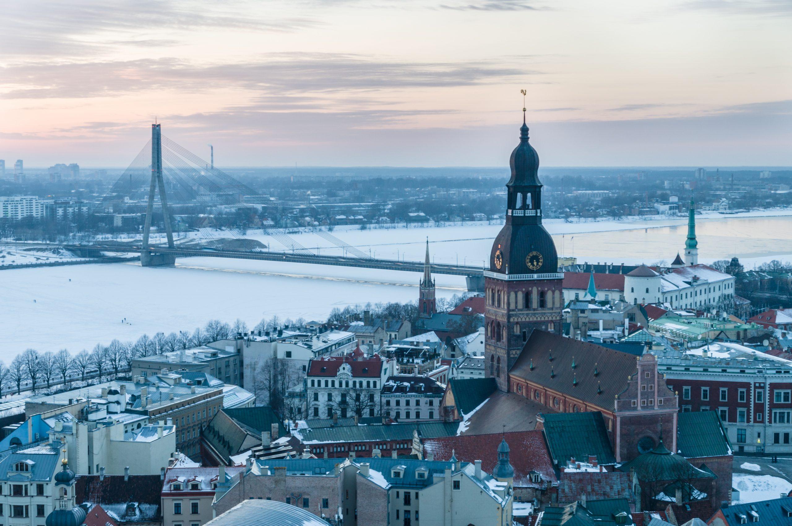 Bilutleie i Riga